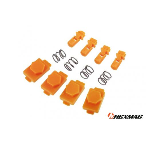 Hexmag Airsoft HexID - Hexgon Latchplates ( Orange )