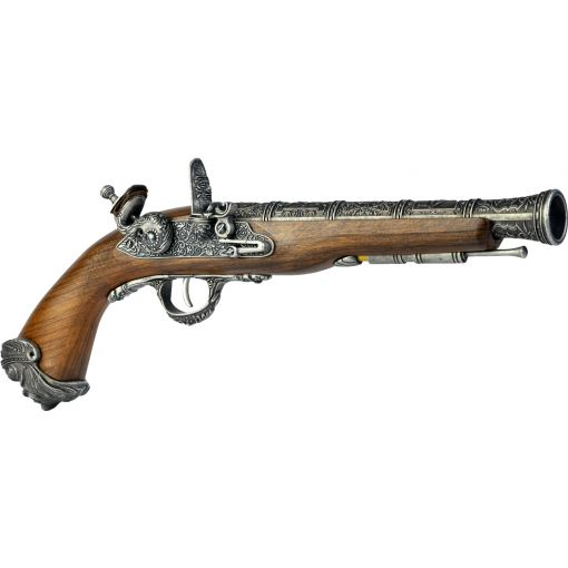 HFC CO2 Pirate Flintlock Pistol ( SV )
