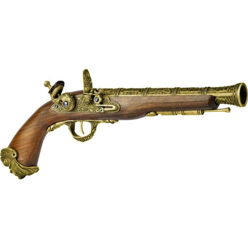 HFC CO2 Pirate Flintlock Pistol ( GD )