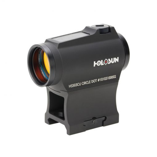 HOLOSUN HS503CU Paralow Circle Dot Sight ( Black )