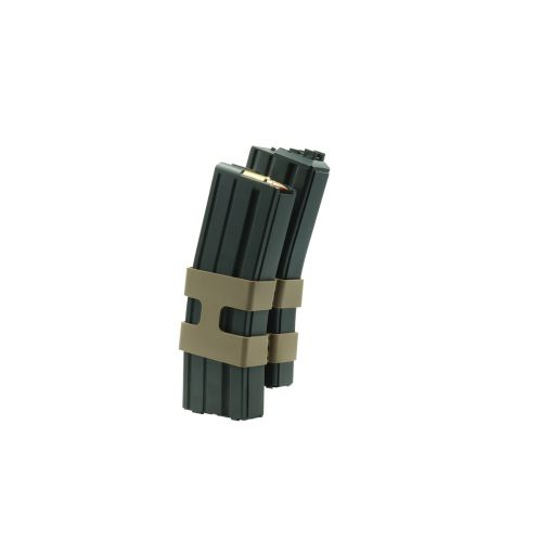 WE M4/M16 Airsoft GBB Open Bolt 80rds Double Magazine