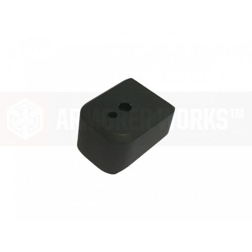 EMG SAI Magazine Base Plate for TM / WE / AW Hi-Capa/ SAI Hi-Capa GBB Gas Magazine ( Black )