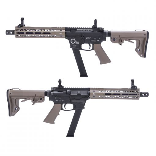King Arms TWS 9mm Carbine GBB ( DE )