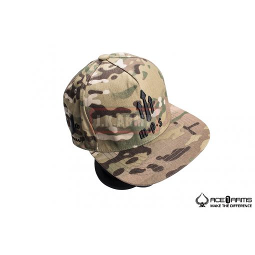 Ace1Arms 1st Anniversary Snapback Cap ( Multicam )