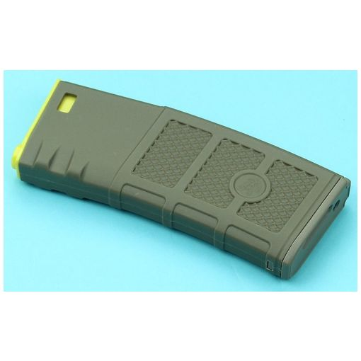 G&P Ball Ball Hi-Cap Magazine ( FDE / Yellow )