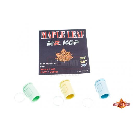 Maple Leaf MR Hop Up Bucking for TM GBB / WE GBB / VSR10 ( 50° / 60° / 70° / 80°/ 85° )