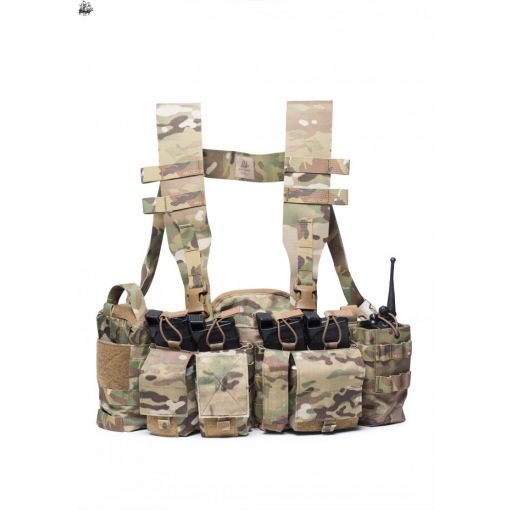 "Mayflower UW Chest Rig ""The Pusher"" Gen VI"