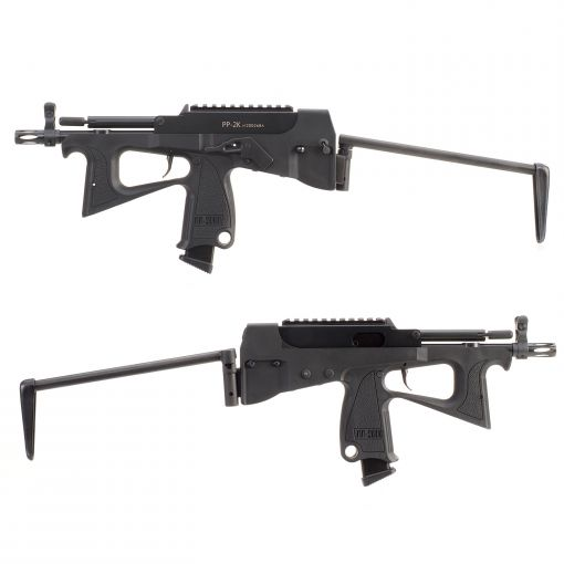 Modify PP-2K Gas Blowback SMG ( Black ) ( PP2K GBB )