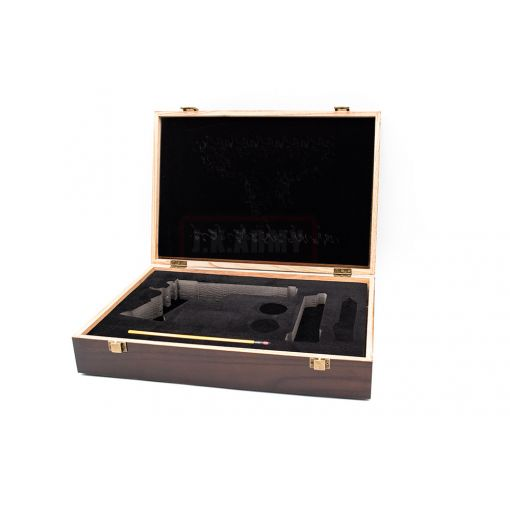 MF TTI Style JW John Wick Pistol Wood Case for G34