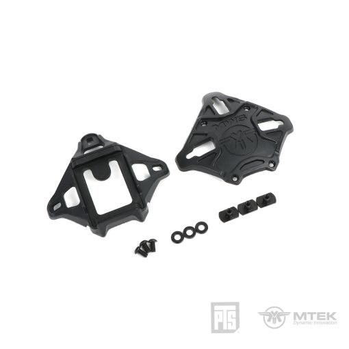 PTS MTEK FLUX Shroud with NVG mount Black