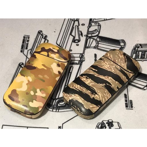 MF IQOS Sticker 3M™ Controltac™ Graphic ( Camo )