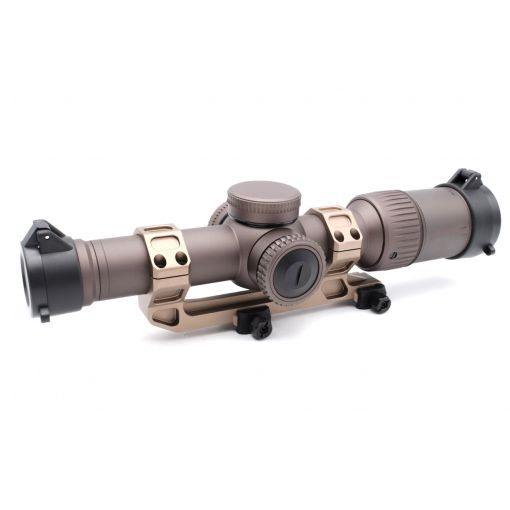 MF CAG HD 1-6x 24 Airsoft Scope Standard Set Lite Ver. ( Mount + Lever + Cover )