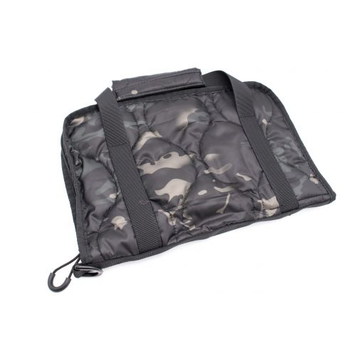 MF MC / MC Black Style Double Sided Camouflage Pistol Bag ( L )