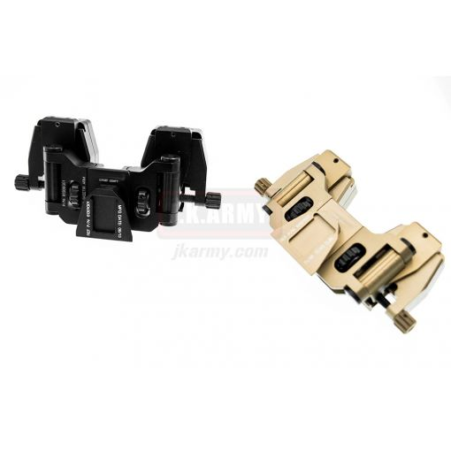 MF Dummy Binocular Bridge Twin PVS 14 NVG Mount ( Aluminum Ver. )