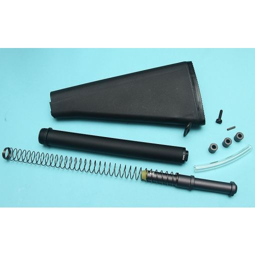G&P Marui MWS M16A2 Stock Kit ( Black )