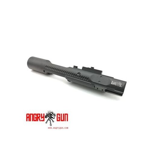 Angry Gun CNC MWS High Speed Aluminum Bolt Carrier ( B*C Style ) ( BK )
