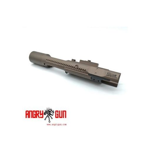 Angry Gun CNC MWS High Speed Aluminum Bolt Carrier ( B*C Style ) ( FDE )