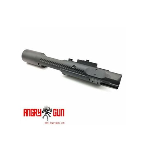 Angry Gun CNC MWS High Speed Aluminum Bolt Carrier ( Original ) ( BK )
