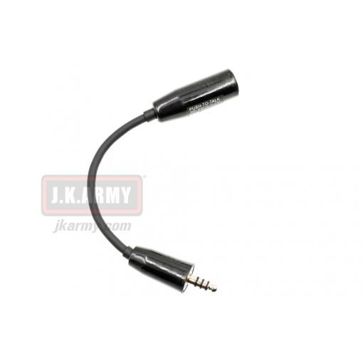 NEXUS Type 7.1 to Headset Military Type Pin Adapter Cable Wire