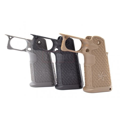 Nova ST* 2011 Style Custom Polymer Grip for Marui Hi-Capa GBB Series