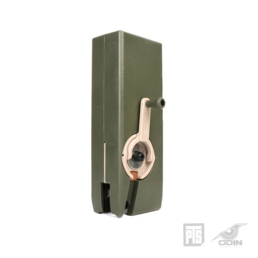 Odin Innovations M12 Sidewinder Speed Loader - OD Green