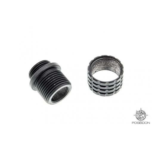 Poseidon PBW 14mm CCW Thread Protector / Adapter for TM Model 17 ( Type B )