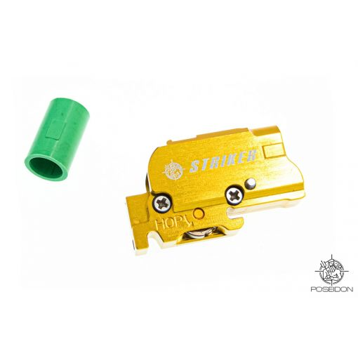 Poseidon Striker Hop Up Chamber for Umarex / VFC Glock ( PI-022 ) ( Gold )