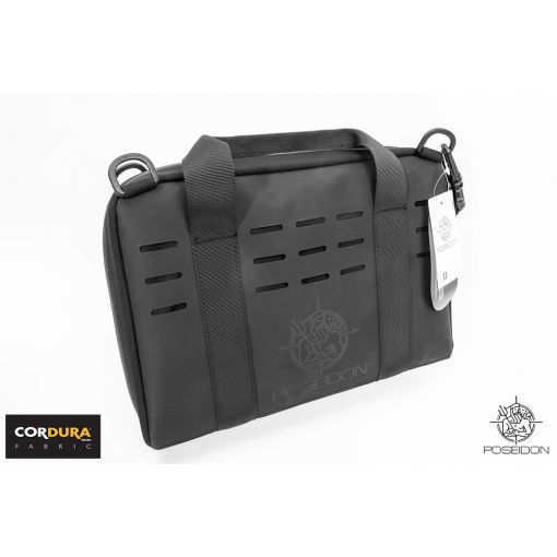 Poseidon Syngna Tactical Pistol Bag ( CORDURA Black )