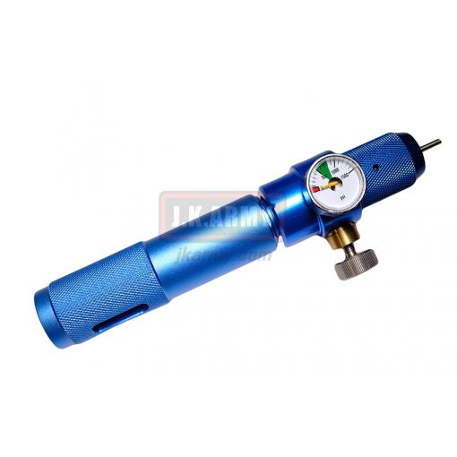 PPS Adjustable CO2 Charger 20g