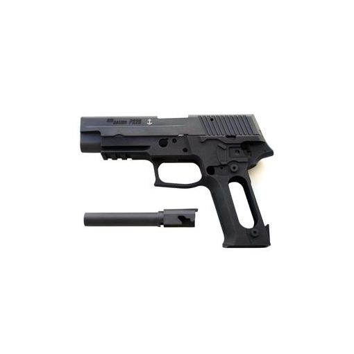 Prime Navy Seal P226 MK25 CNC Slide & Frame Kit for TM P226 series - DX Steel Limited version