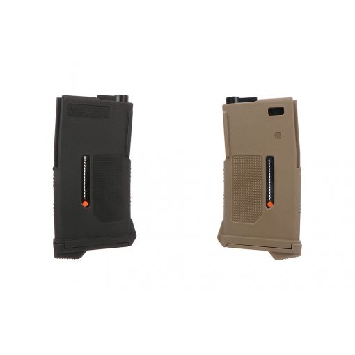 PTS Enhanced Polymer Magazine Short EPM1-S for AEG Airsoft ( Black / DE )