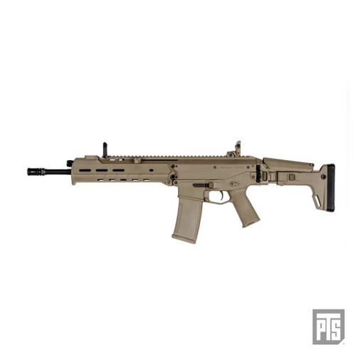 PTS MASADA GBB RIFLE ( Black ) ( KWA )