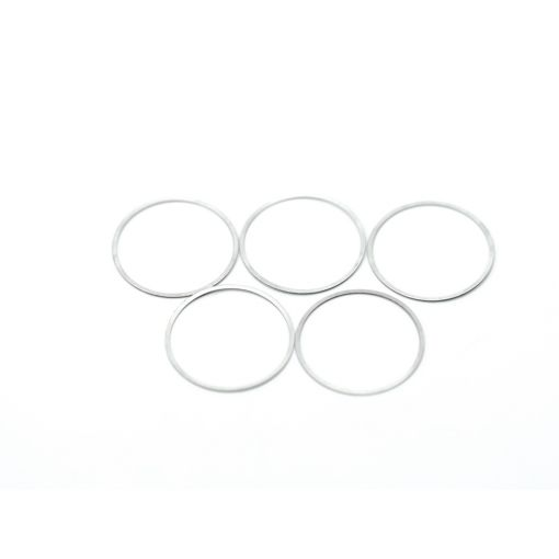 Alpha Pipe Tube Cap Washers for M4 Series (PTW)