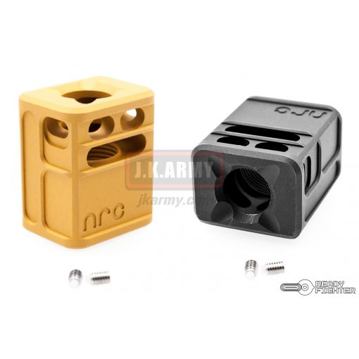 Ready Fighter ARC Divison Compensator 14mm CW / CCW Thread ( ARC Division Officially Licensed )
