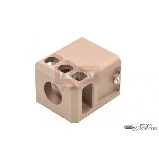 Ready Fighter TB Style V2 Micro Comp 14mm CW / CCW Thread ( FDE )
