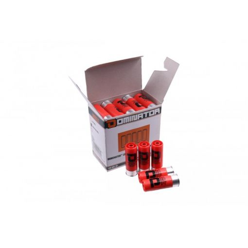 DOMINATOR™ 12 Gauge Gas Shotgun Shell Pack - Red ( 25 Shells / Pack ) ( DM870 )