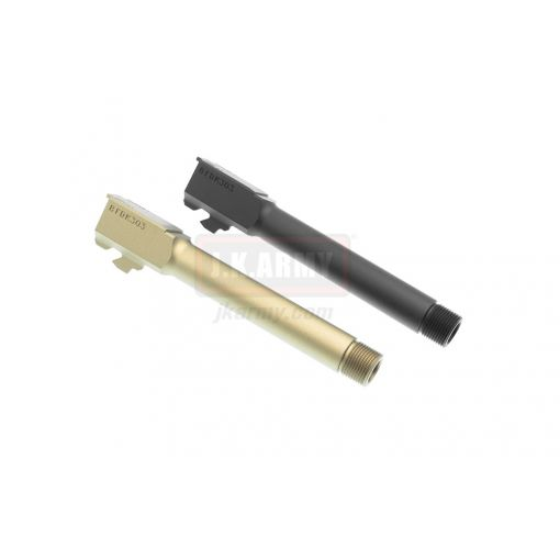 Pro-Arms Airsoft 14mm CCW Threaded Barrel for Umarex Glock 17 Gen 5 ( BK / FDE )