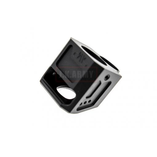 Pro-Arms Airsoft SP Style Compensator for TM G Series / VFC Glock GEN3 ( BK )