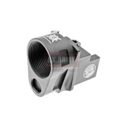 Science Tactical AK to M4 / AR Stock Adapter ( BK )