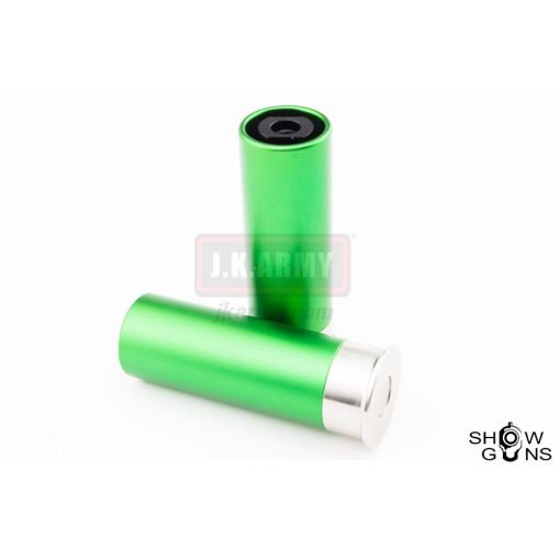 Show Guns 20mm Gas Shotgun Shell for KPS TT33 Shot Launcher / PPS 870 (2pcs) (Green)