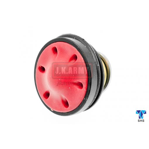 SHS Bore Up Bearing Piston Head ( Red )