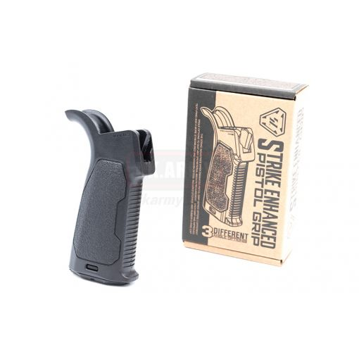 Strike Industries SI Enhanced Pistol Grip 15 Angle for GBB ( Black )