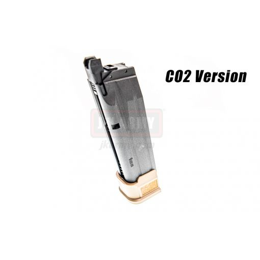SIG AIR 25rds Magazine for P320 M17 GBB (Co2) ( Licensed by SIG Sauer ) ( by VFC )