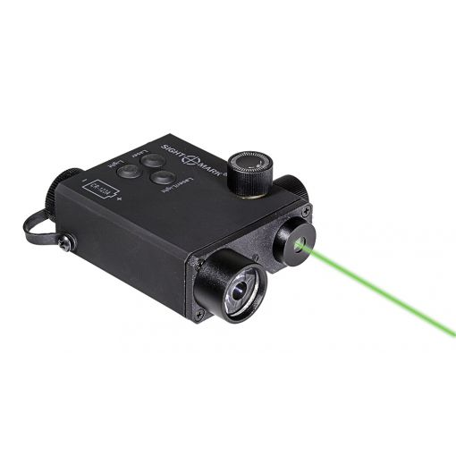 Sightmark LoPro Combo Green Laser / 220 Lumen Flashlight