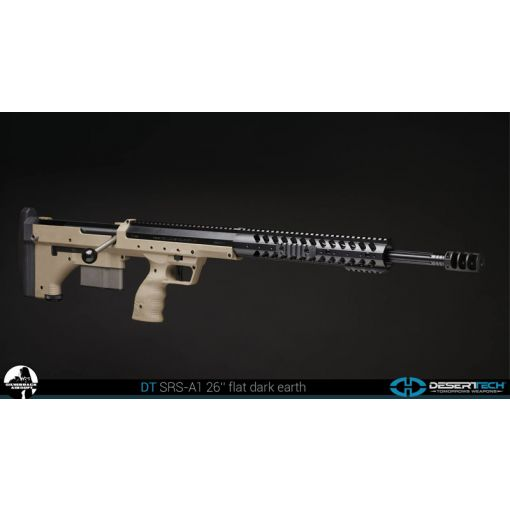 "Silverback SRS A1 Bullpup Sniper - FDE ( 26"" Long Barrel, Desert Tech Licensed )"