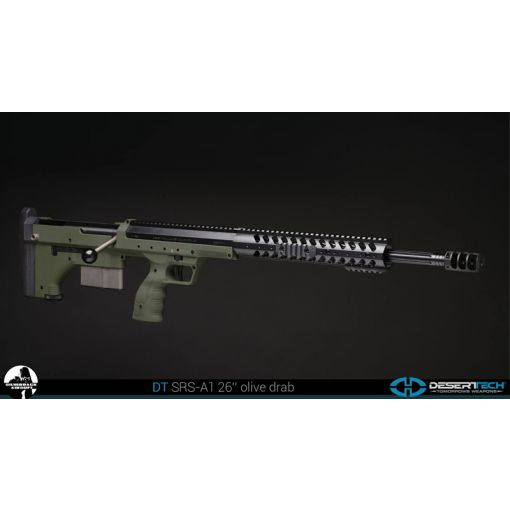 "Silverback SRS A1 Bullpup Sniper - OD ( 26"" Long Barrel, Desert Tech Licensed )"