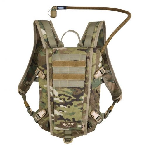 Source Rider 3L Low Profile Hydration Pack ( Multicam )