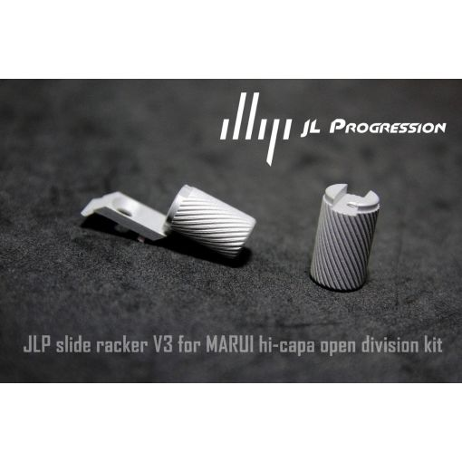 JLP V3 Slide Racker Kit for Tokyo Marui Hi-Capa ( For Open Division Kit Slide ) (12mm & 14mm Twister Handle )