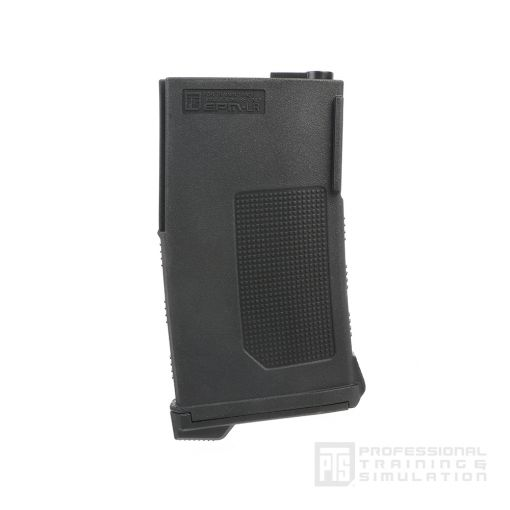 PTS EPM-LR AEG 150 Rds Magazine for SR25 / M110 AEG ( Black )