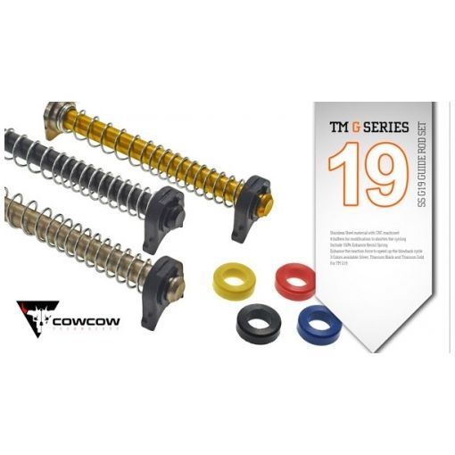 COW SS G Guide Rod Set for TM 19